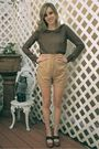 Brown-alyssa-nicole-blouse