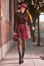 Crimson Alyssa Nicole Skirts