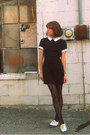 Vintage-dress-urban-outfiitters-shoes