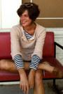 Neutral-thrifted-sweater-rodarte-for-target-shirt-blue-cut-offs-dvf-shorts