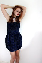 navy modcloth dress