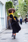 Black-asos-dress-yellow-asos-sweater-black-asos-skirt