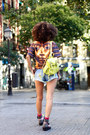 Mustard-mr-gugu-and-ms-go-t-shirt-bubble-gum-asos-boots