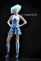 blue Pablo & Mayaya hat