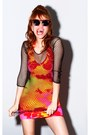 Splash-we-love-colors-dress-wig-best-buy-wigs-hat-giant-vintage-sunglasses