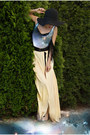 Seeberger-hat-fringe-religion-blouse-tail-diy-skirt