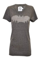grey bat tee Zoe Karssen t-shirt