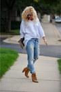 Seychelles-boots-bdg-jeans-clare-vivier-bag-bdg-top