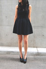Topshop-dress-acne-heels