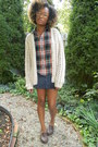 Eddie-bauer-shoes-eddie-bauer-sweater-ralph-lauren-shirt-guess-skirt