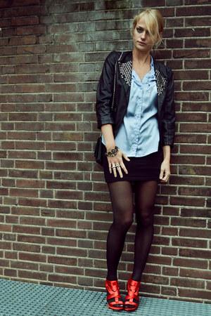 soft H&M heels