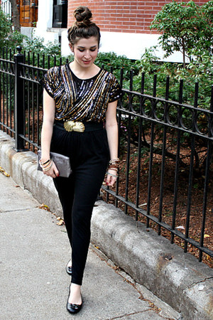 Forever 21 shirt - Thierry Mugler bag - Forever 21 pants - H&amp;M belt