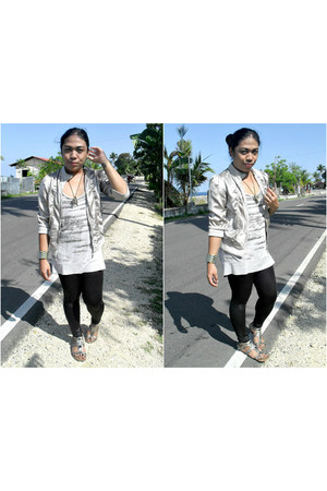 H&amp;M shirt - Payless sandals