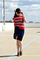 5 CHIC WAYS TO WEAR A BASEBALL HAT