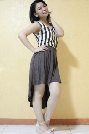 dark brown Lovely Online Store dress