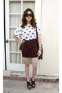 H-m-t-shirt-f21-skirt-jeffrey-campbell-shoes-f21-purse-gucci-sunglasses