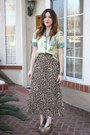 Vintage-blouse-forever-21-skirt-jeffrey-campbell-wedges