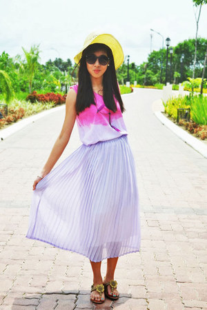 Colors and Hues skirt
