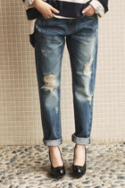 THEREZ boyfriend jeans