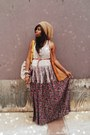 Camel-canvas-urban-outfitters-boots-magenta-floral-print-ross-dress