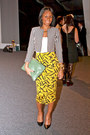 H-m-jacket-love-cortnie-bag-yellow-asos-skirt-black-zara-heels
