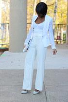 Lulus blazer - H&M pants