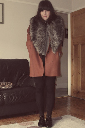 Topshop jacket - Kate Kanzier shoes