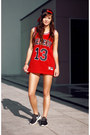 Black-nike-nike-shoes-red-nba-choies-shirt