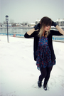 Black-bdg-at-urban-outfitters-cardigan-blue-french-connection-dress-black-je