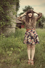 Camel-modcloth-top-navy-vintage-skirt-tawny-thrifted-belt-tawny-blowfish-s