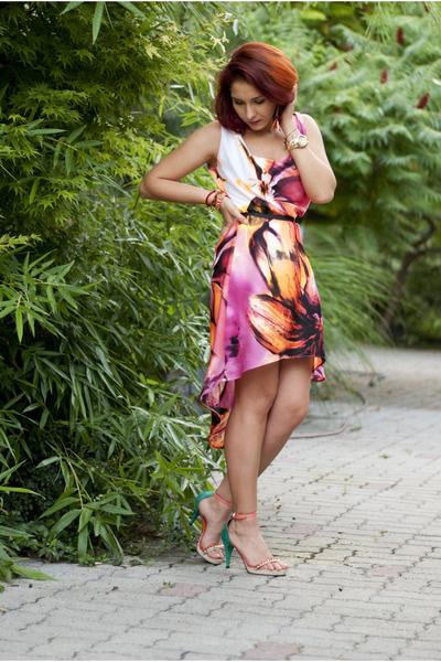 BAD style dress - BAD style heels