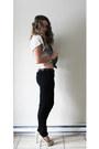 Black-black-pants-joe-fresh-pants-off-white-james-dean-t-forever-21-shirt