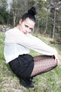 Beige-vila-blouse-black-h-m-intimate-black-h-m-tights-black-nellycom-boots