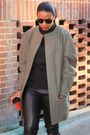 Cocoon-diy-coat-ankle-boots-balenciaga-boots-skinny-leather-diy-pants