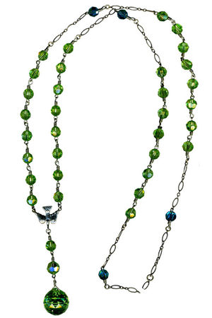 green BelleStyle necklace