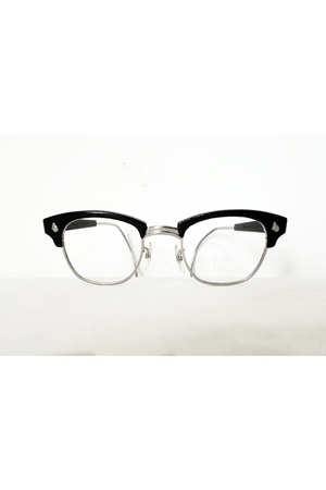 clubmaster American Optical glasses