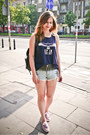 Ruby-red-keds-shoes-black-primark-bag-light-blue-bik-bok-shorts