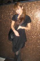 Figmint dress - Chanel purse