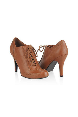 brown Forever 21 shoes