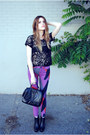 H-m-bag-steve-madden-wedges-lace-forever-21-top-geometric-bdg-pants