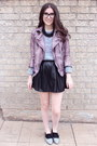 Amethyst-leather-jacket-muubaa-jacket