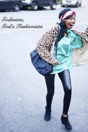 black Pretty girl tights