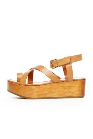 flatforms Madison Harding shoes