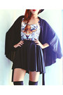 Black-the-shrug-blackmilkclothingcom-cardigan