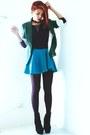 Black-oasapcom-boots-green-sheinsidecom-blazer-black-sheinsidecom-t-shirt