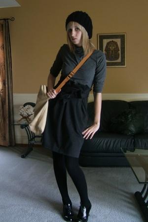 joe fresh style sweater - joe fresh style skirt - Steve Madden shoes - Gap purse