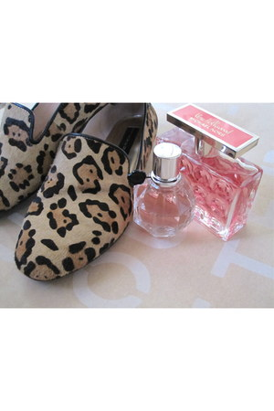 leopard print Steven by Steve Madden loafers - viktor &amp; rolf accessories
