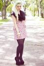 Black-jeffrey-campbell-shoes-tan-peplum-peppermint-dress