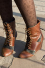 Brown-jeffrey-campbell-boots-light-pink-oysho-dress-brown-random-brand-tight