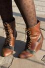 Brown-jeffrey-campbell-boots-light-pink-oysho-dress-brown-random-brand-tight